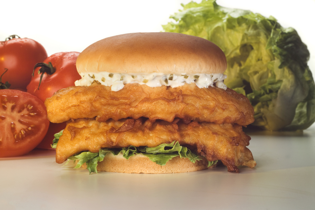 Which fast food fish sandwiches are worth eating focus for Fish sandwich fast food